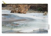 Spring Is Coming. The Ice Melts. Carry-all Pouch