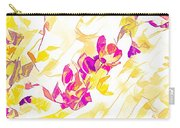 Spring Light Abstract Carry-all Pouch