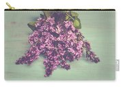 Spring Lilacs Carry-all Pouch