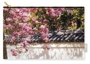 Spring - Magnolia Carry-all Pouch