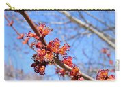Spring Maple Blossoms Carry-all Pouch