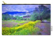 Spring Morning Along The Channel Parkway Carry-all Pouch