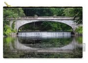Spring Morning At White Bridge II Carry-all Pouch
