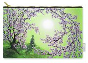Spring Morning Meditation Carry-all Pouch