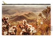 Spring Mountain Blossoms Carry-all Pouch