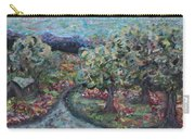 Spring Mountain Flowers Carry-all Pouch