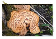Spring Mushrooms Carry-all Pouch