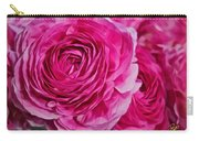 Spring Pink Roses Carry-all Pouch
