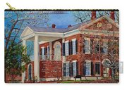 Spring Planting At The Dahlonega Gold Museum Carry-all Pouch
