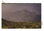 Spring Rain In The Sonoran  Carry-all Pouch