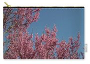 Spring Redbud Tree Carry-all Pouch