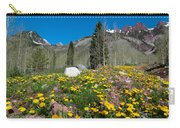 Spring Rocky Mountain Landscape Carry-all Pouch