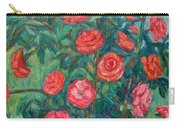 Spring Roses Carry-all Pouch