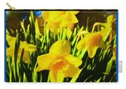 Spring Series Painting Carry-all Pouch