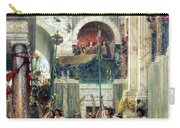 Spring Carry-all Pouch by Sir Lawrence Alma-Tadema