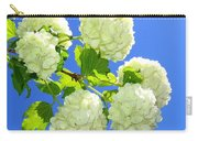 Spring Snowballs Carry-all Pouch