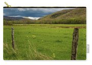 Spring Storm Clouds Carry-all Pouch