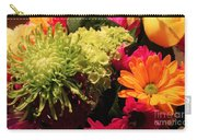 Spring/summer Bouquet - Flowers Carry-all Pouch