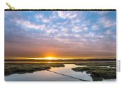 Spring Sunrise On Arcata Bay Carry-all Pouch