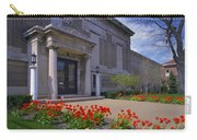 Spring Time At The Muskegon Museum Of Art Carry-all Pouch