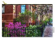 Spring Time In The City Carry-all Pouch