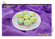 Spring Time Is Cupcake Time Carry-all Pouch