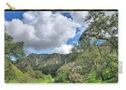 Spring Trail In The Canyon Carry-all Pouch
