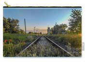 Spring Train Rails Carry-all Pouch