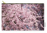 Spring Trees Art Prints Pink Springtime Blossoms Baslee Troutman Carry-all Pouch