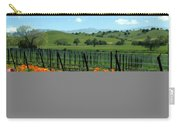 Spring View At Rusack Vineyards Carry-all Pouch
