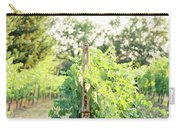 Spring Vines Carry-all Pouch