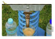 Spring Water On Tap Here Carry-all Pouch