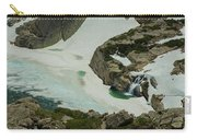 Spring Waterfall Arial Carry-all Pouch