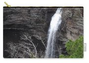 Spring Waterfall At Petit Jean Carry-all Pouch
