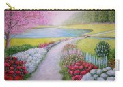 Spring Carry-all Pouch by William H RaVell III