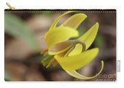 Spring Yellow Flower Carry-all Pouch