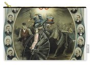 Springfield Bicycle Club 1886 Carry-all Pouch