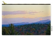 Springfield New Hampshire Mountain Veiw Fall Colors Carry-all Pouch