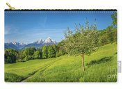 Beauty In Your Hands Carry-all Pouch