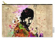 Springsteen Colored Grunge Carry-all Pouch