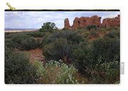 Springtime At Arches Carry-all Pouch