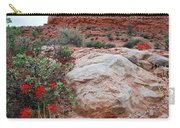 Springtime At Arches National Park Carry-all Pouch
