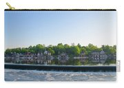 Springtime At Boathouse Row In Philadelphia Carry-all Pouch