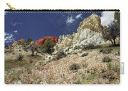 Springtime At Red Rock Canyon Carry-all Pouch