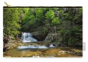 Springtime At Saint Mary's Falls Virginia Carry-all Pouch