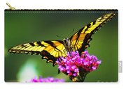 Springtime Butterfly Carry-all Pouch