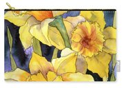 Springtime Daffodils Carry-all Pouch