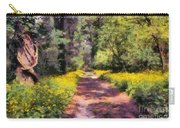 Springtime In Astroni National Park In Italy Carry-all Pouch