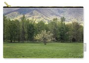 Springtime In Cades Cove Great Smoky Mountains National Park Carry-all Pouch