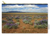 Springtime In Honey Lake Valley Carry-all Pouch